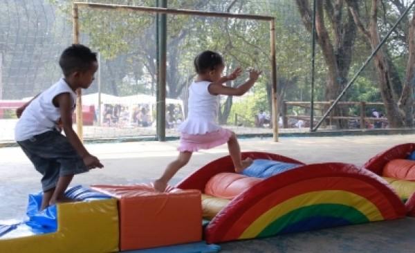 Esporte na primeira infância