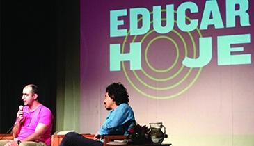 Fundação participa do Ciclo Educar Hoje