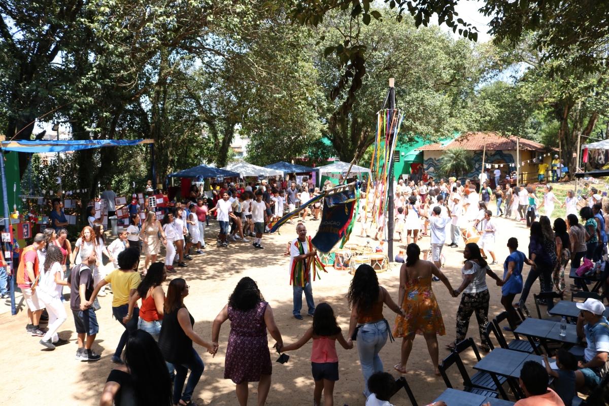 Encontro Cultural reúne mais de 1500 pessoas