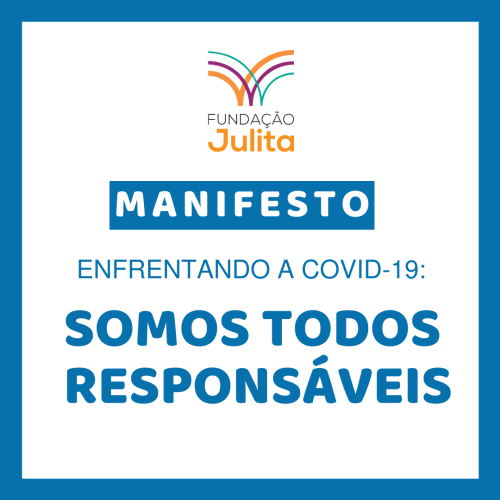Enfrentando a COVID-19: somos todos responsáveis