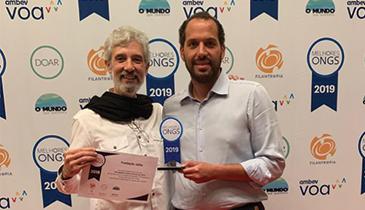 Estamos entre as Melhores ONGs do Brasil por mais um ano