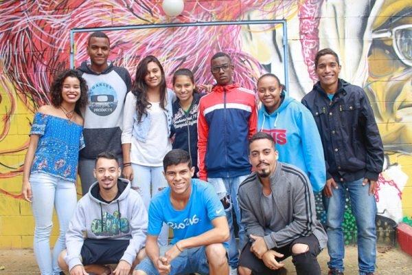 Projeto incentiva a prática esportiva na comunidade