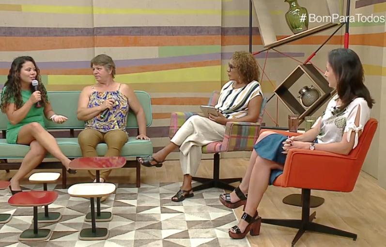 Fundação Julita fala sobre alimentação saudável na TVT