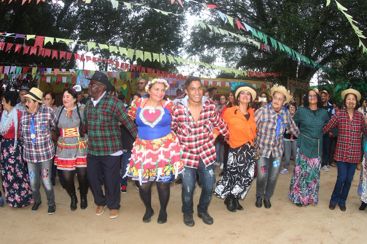 Arraial da Julita está entre as maiores festas juninas do bairro