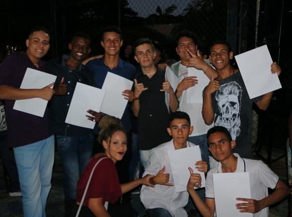 Fundação Julita forma 147 jovens no último semestre de 2018